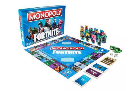Monopoly - Fortnite Edition (Engelsk)