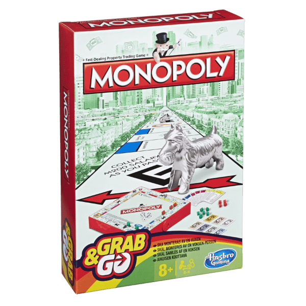 Monopoly - Grab and Go