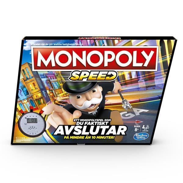 Monopoly Speed (Sv)
