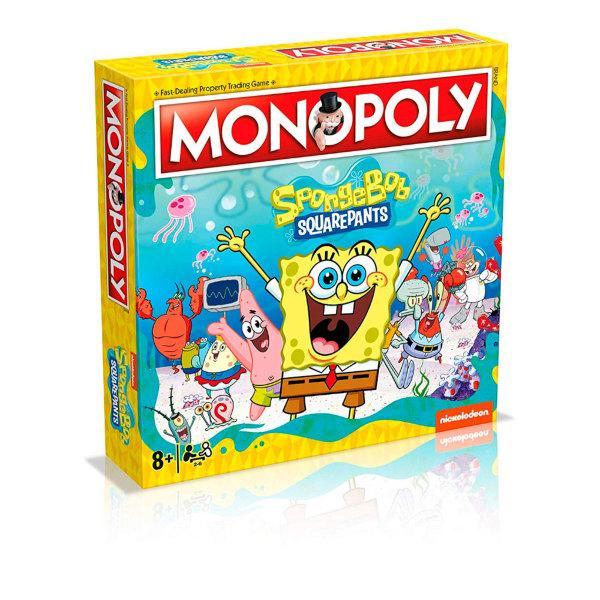 Monopoly - Spongebob (Eng)
