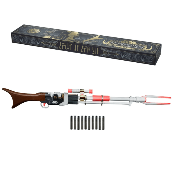 NERF LMTD Star Wars The Mandalorian Amban Phase-pulse Blaster