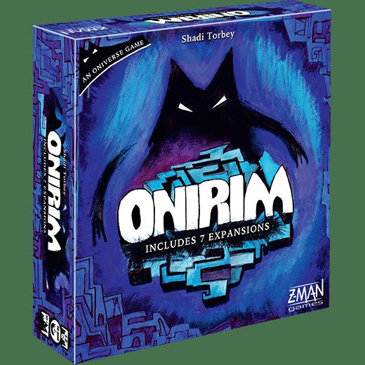 Onirim (Eng)