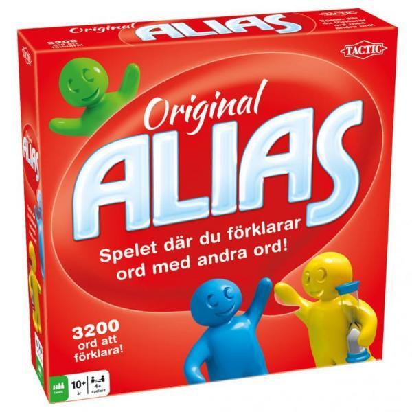 Original Alias (Sv)