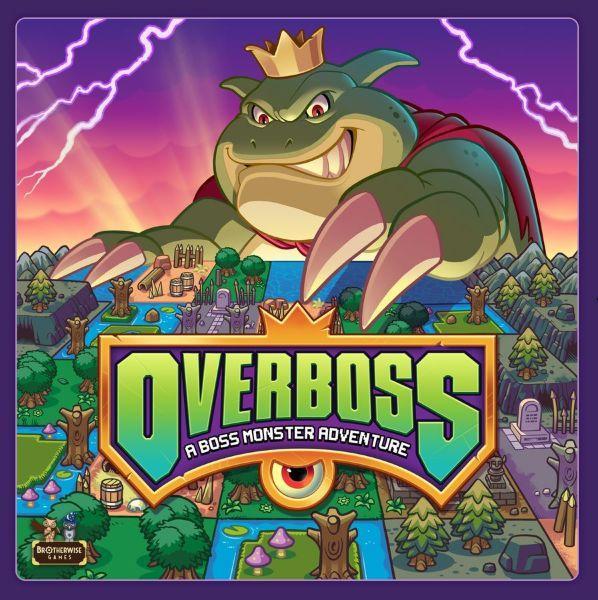 Overboss: A Boss Monster Adventure (Eng)