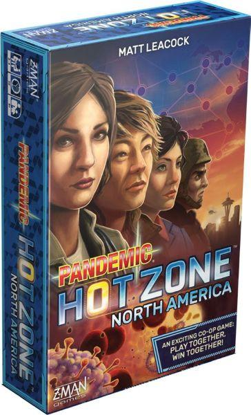 Pandemic Hot Zone North America (Nordisk)