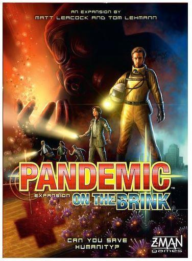 Pandemic On the Brink Exp. (2nd edition)