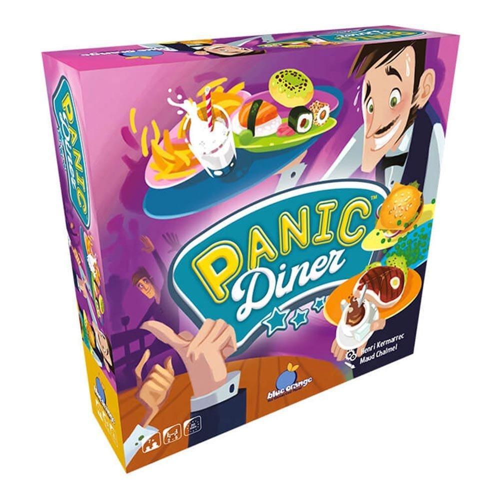 Panic Diner Spel