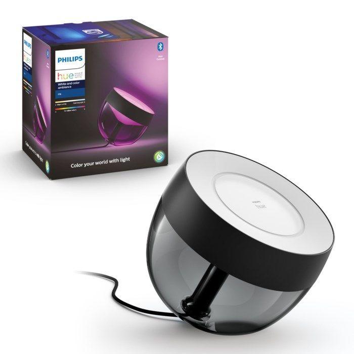 Philips Hue Iris Bordslampa 570 lm Svart
