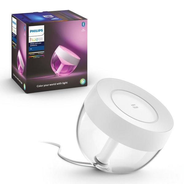 Philips Hue Iris gen4 bordslampa - Vit