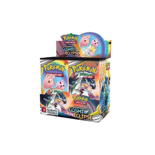 Pokemon Sun & Moon 12: Display Box (36 boosters) [Reprint]