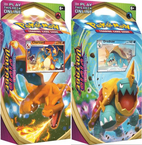 Pokemon Sword & Shield 4: Vivid Voltage Theme Deck
