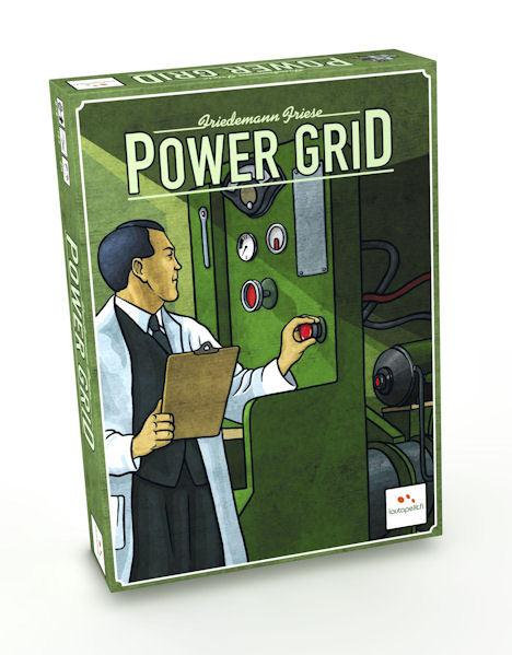 Power Grid Recharged (Nordic)