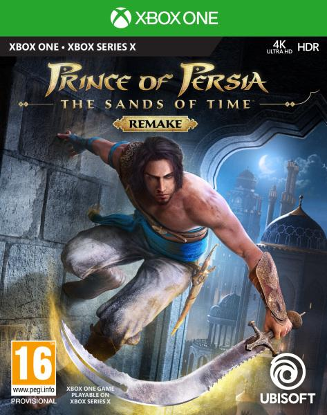 Prince of Persia - The Sands of Time Remake