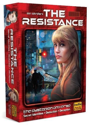Resistance 3rd Edition.