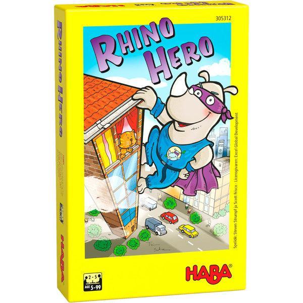 Rhino Hero (Sv)