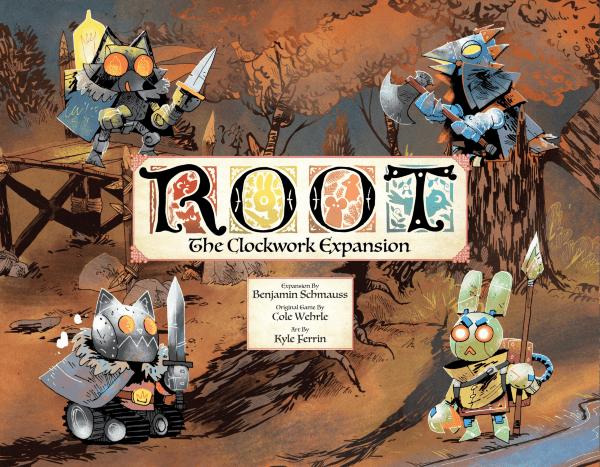 Root Clockwork Expansion (Eng)