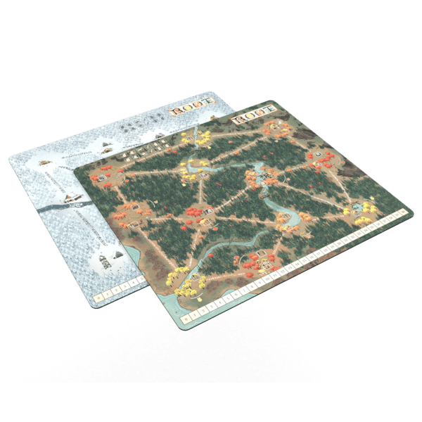 Root Playmat Fall / Winter