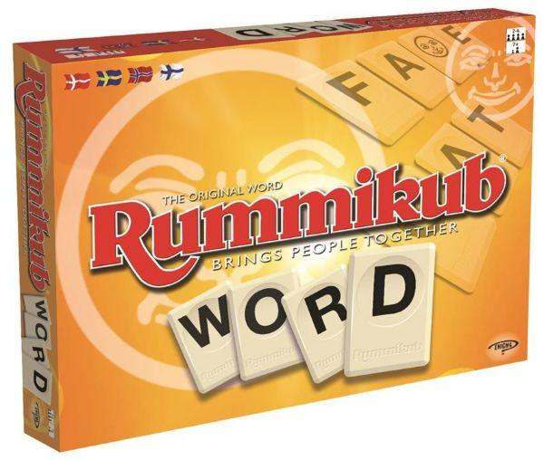 Rummikub Word (Sv)