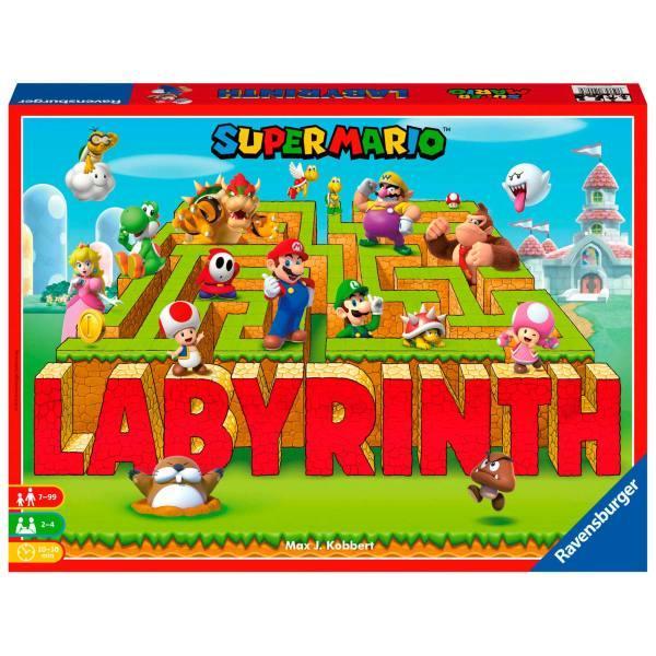 Super Mario Labyrint