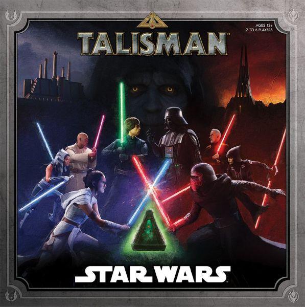 Talisman Star Wars (Eng)
