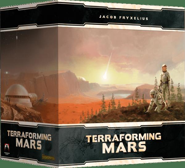 Terraforming Mars: Big Box Upgrade (Engelsk)