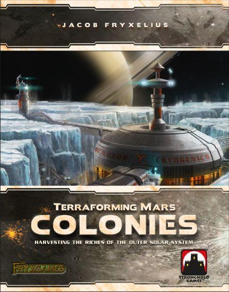 Terraforming Mars: Colonies (Engelsk)