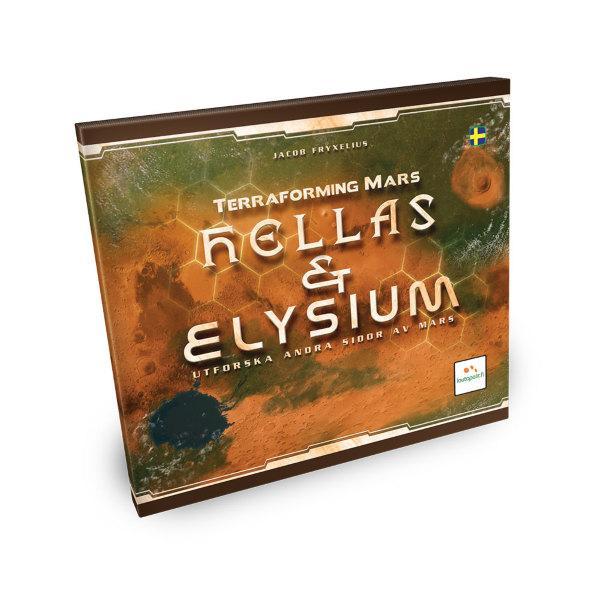 Terraforming Mars Hellas & Elysium (Svensk)