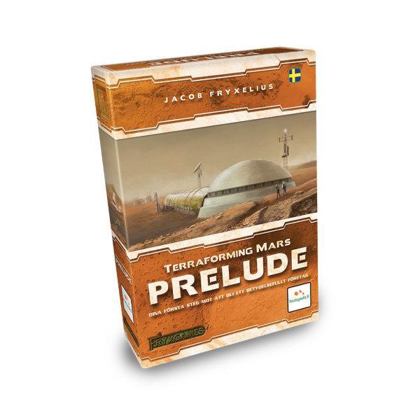 Terraforming Mars: Prelude (Svensk)