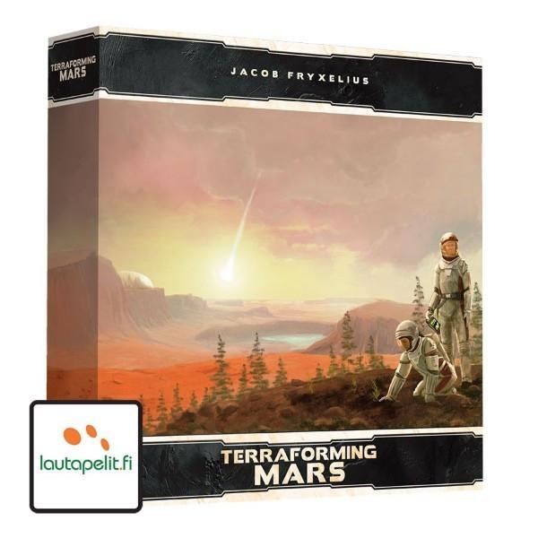 Terraforming Mars: Small Box Upgrade (Engelsk)