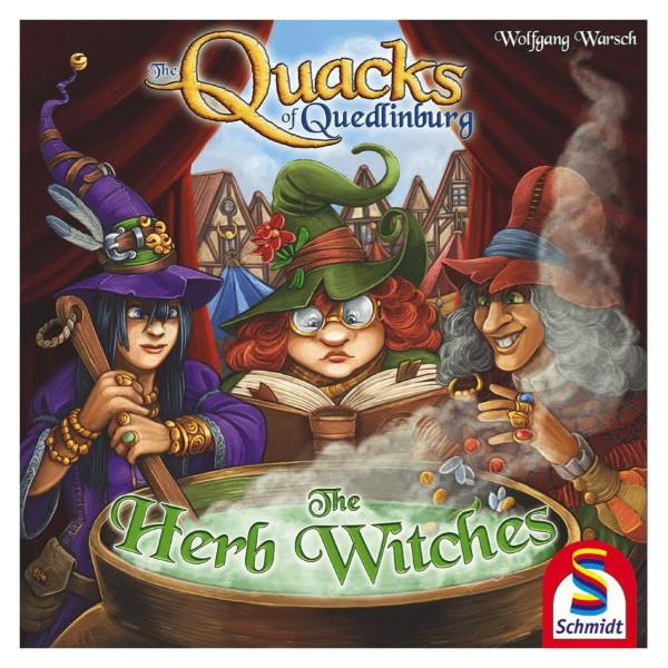 The Quacks of Quedlinburg: The Herb Witches (Engelsk)