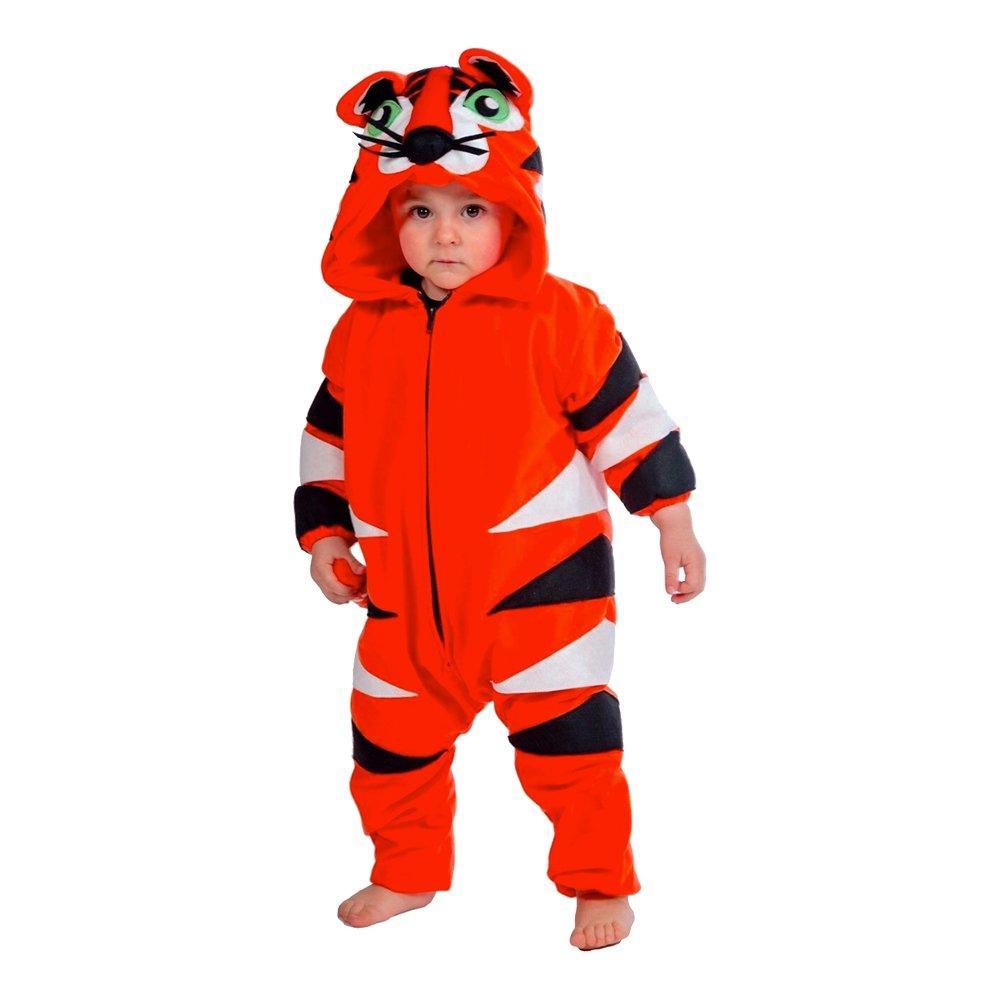 Tiger Bebis Maskeraddräkt - One size