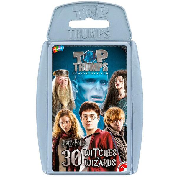 Top Trumps - Harry Potter Greatest Witches and Wizards (Eng)