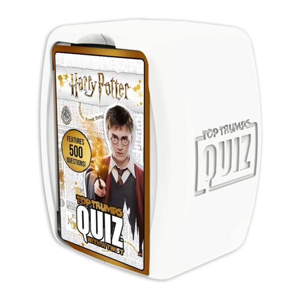 Top Trumps - Harry Potter Quiz (Eng)