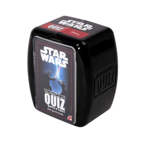 Top Trumps Quiz - Star Wars (Eng)