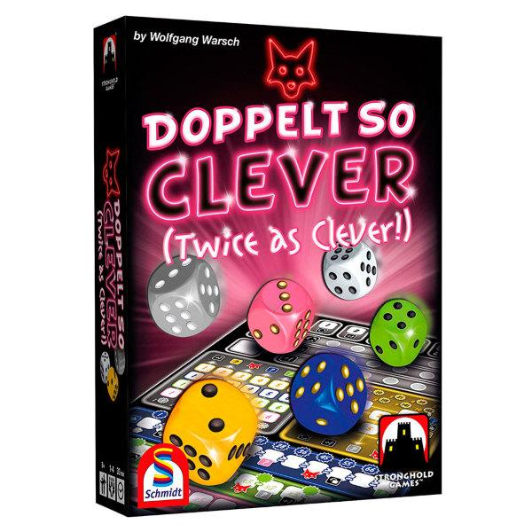 Twice As Clever / Doppelt So Clever (Eng)