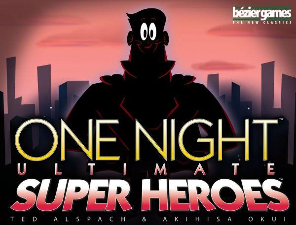 Ultimate Super Heroes One Night (Eng)