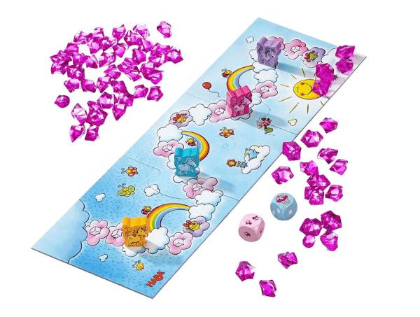 Unicorn Glitterluck Cloud Crystals (Eng)