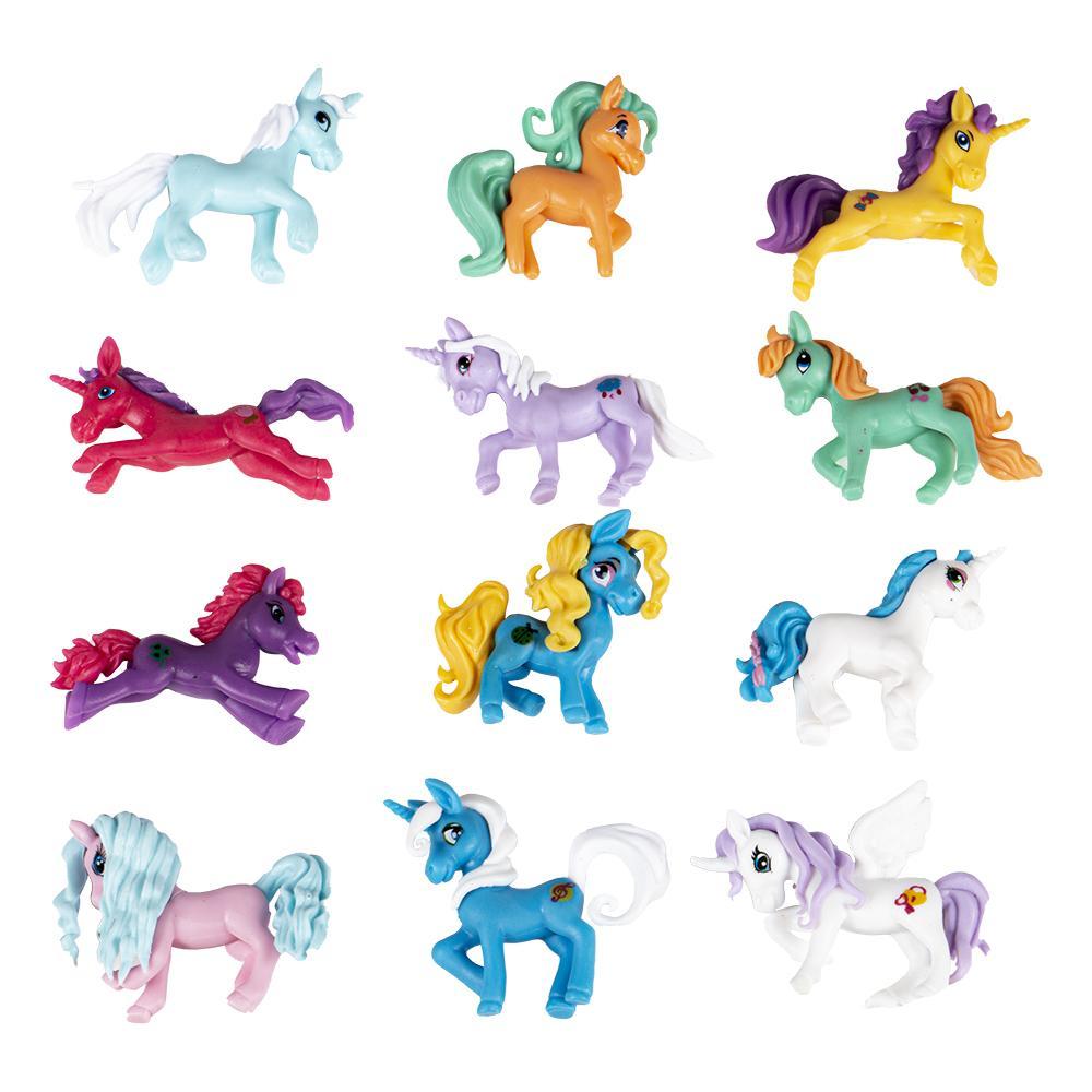 Unicorns Leksaksfigurer