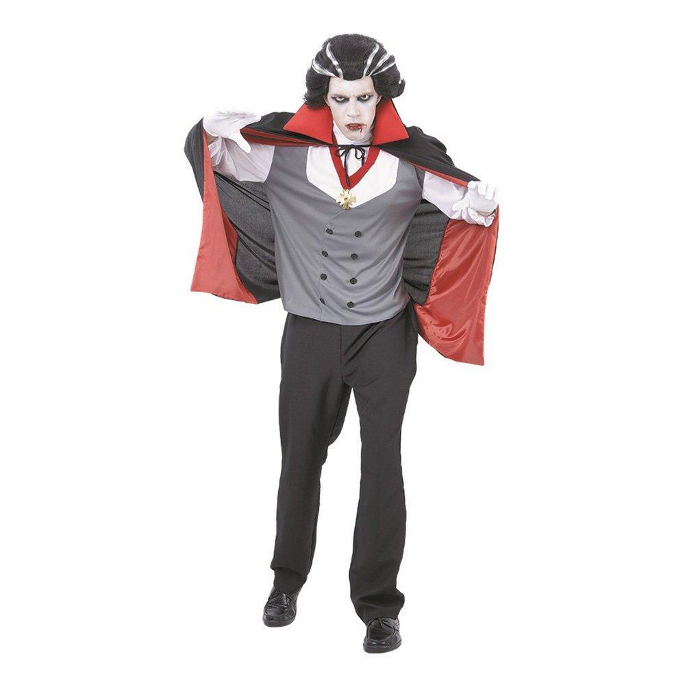 Vampyrherre Budget Maskeraddräkt - One size