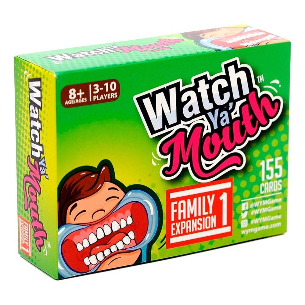 Watch Ya Mouth Spel - Family Expansion 1