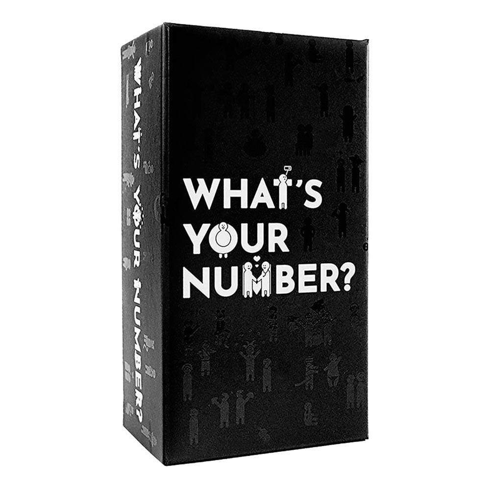 What's Your Number Spel