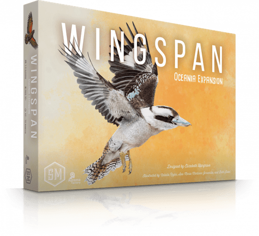 Wingspan: Oceania Expansion (Eng)