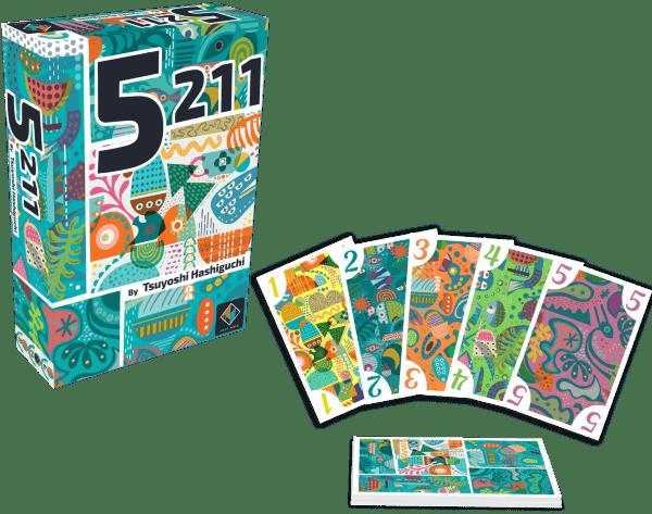 5211 Card Game (Eng)