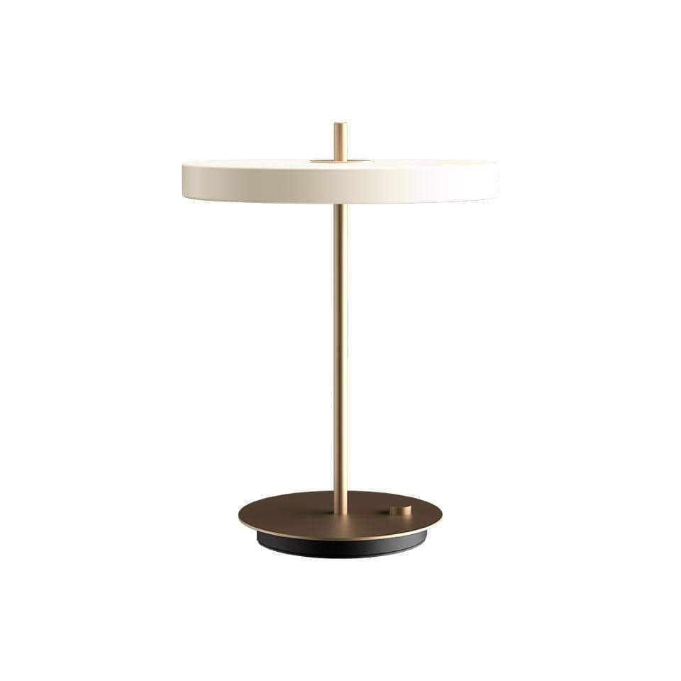 Asteria Table bordslampa - Pearl White