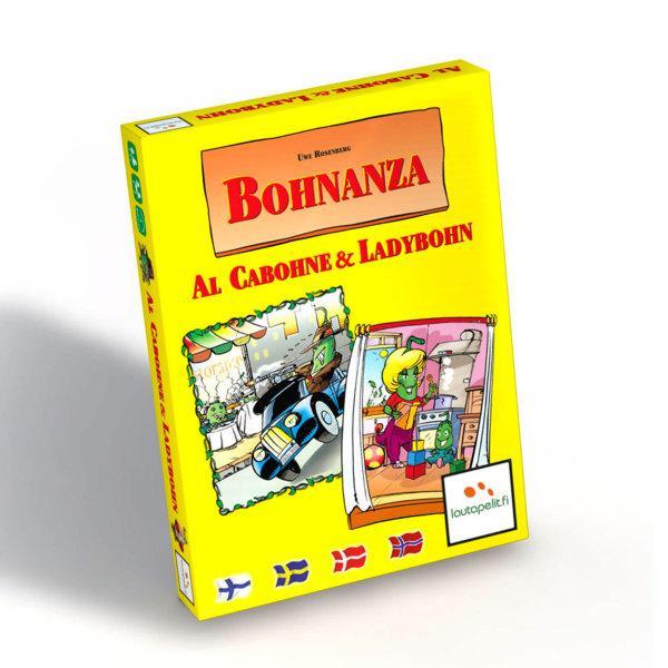 Bohnanza: Al Cabohne & Ladybohn Expansion (Nordic)