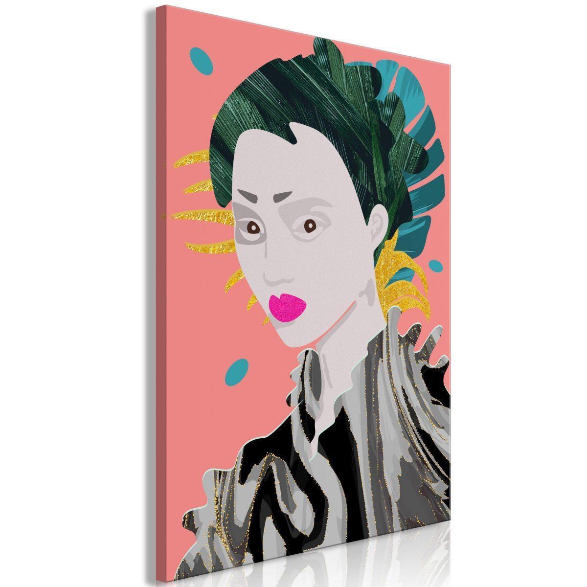 Canvas Tavla - Asian Style