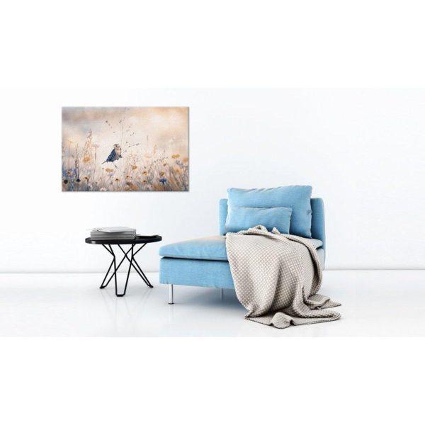 Canvas Tavla - August Melody - 60x40