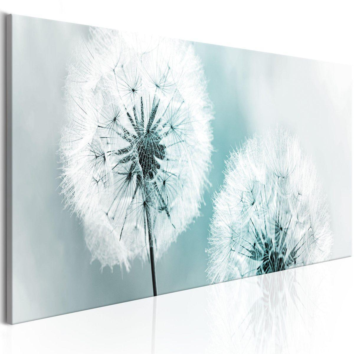 Canvas Tavla - Blue Summer - 120x40