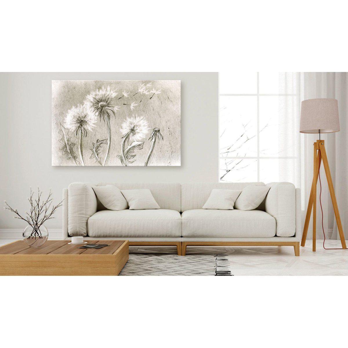 Canvas Tavla - Dandelions