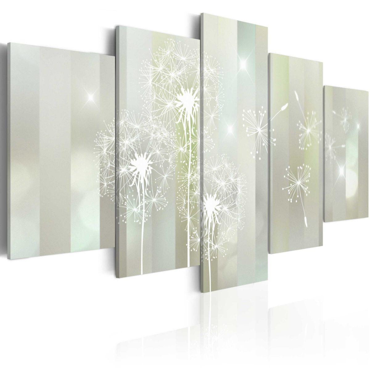 Canvas Tavla - Emerald Spell - 100x50